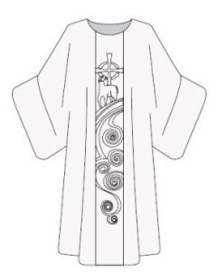 Lamb of God Dalmatic