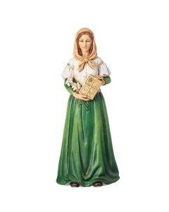"St Dymphna Statue 6"""