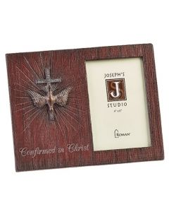 Confirmation Frame Distressed