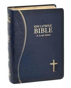 St. Joseph Blue New Catholic Bible (Personal Size)