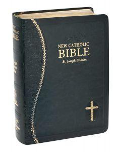 St. Joseph Green New Catholic Bible (Personal Size)