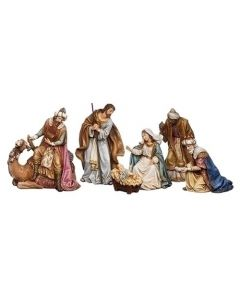 Nativity Set 6 Pc. 8""