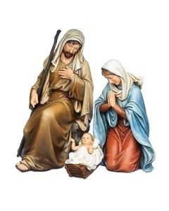 Holy Family Kneeling 15""