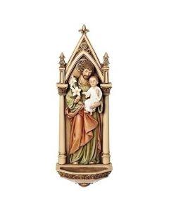 St Joseph Holy Water Font