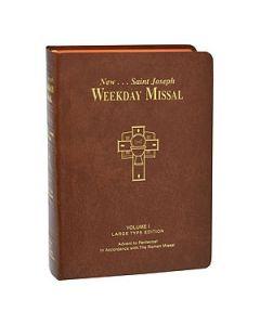 St. Joseph Weekday Missal Vol. I - Large Print