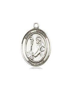 St. Dominic medal SS