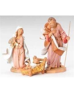 Holy Family Fontanini 3pc