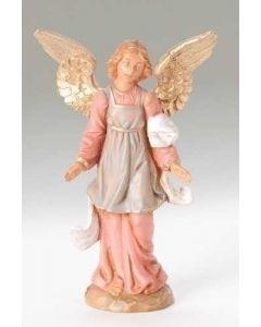 "Standing Angel, 5"" Fontanini"