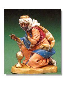 "King Balthazar 7.5"" Fontanini"