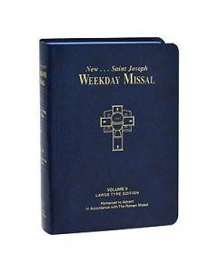 St. Joseph Weekday Missal Vol. II - Large Print