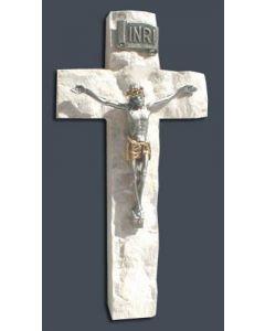 Wall Crucifix Stone