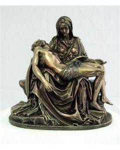Pieta Cold-cast Bronze Statue