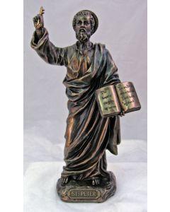 "St. Peter 8"" Statue"