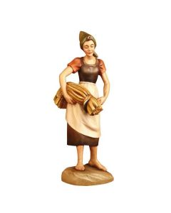 "Anri Kuolt 3"" Shepherdess with Grain"