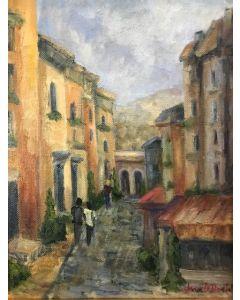 """Shopping in Siena"""