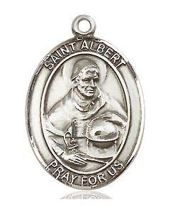 St. Albert SS medal