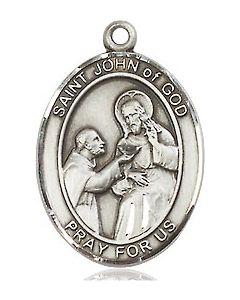 """St. John of God SS/18"""" chain"""