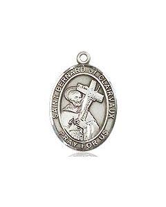 """St. Bernard of Clairvaux SS/18"""" chain"""