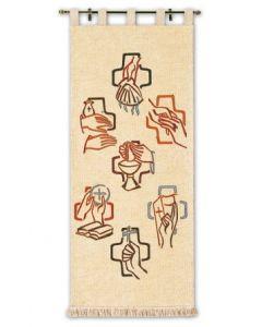 Seven Sacraments Tapestry