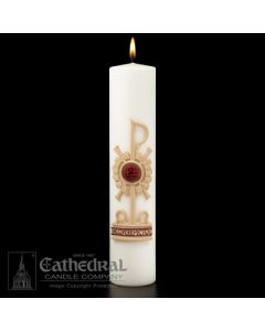 Holy Trinity - Christ Candle