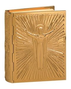 Large Lectionary Cover Risen Christ