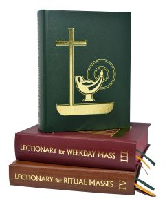 Lectionary - Weekday Mass (Set Of 3)