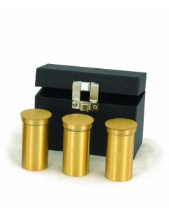 Oil Stock 3pc Set with case