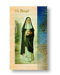 St. Brigid Mini Biography