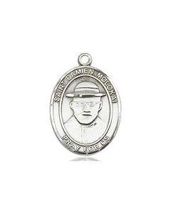 """St. Damien SS/ 18"""" chain"""
