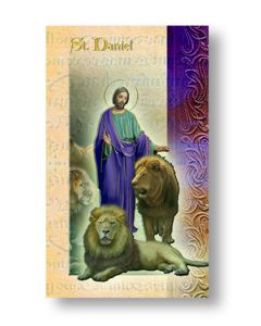 St. Daniel Mini Biography