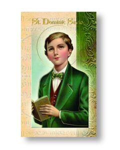 St. Dominic Savio Mini Biography