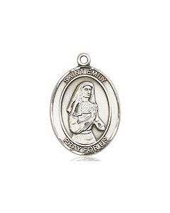 """St. Emily of Vialar SS/18"""" chain"""