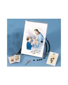 First Mass Good Shepherd Wallet Set Boy