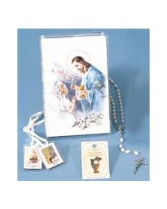 First Mass Good Shepherd Wallet Set Girl
