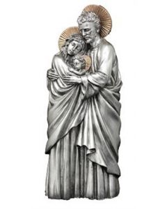 Holy Family 1 pc. statue
