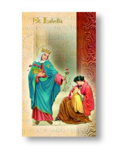 St. Isabella Mini Biography