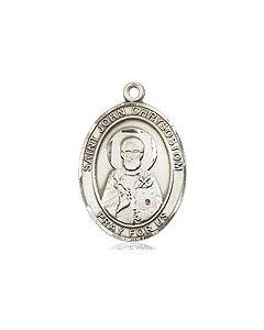 """St. John Chrysostom SS/18"""" chain"""