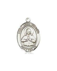 """St. John Vianney SS/18"""" chain"""