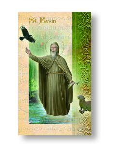 St. Kevin Mini Biography