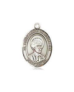 """St. Louis Marie de Montfort SS 18"""" chain"""