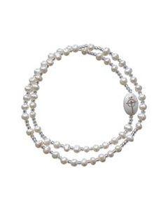 Pearl Twist Rosary