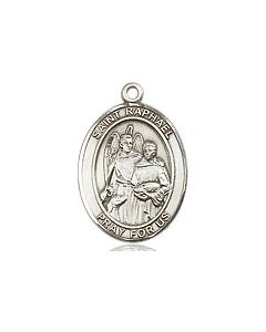 "St. Raphael SS 18"" Chain"