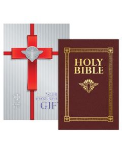 Confirmation Gift Bible - Douay Rheims