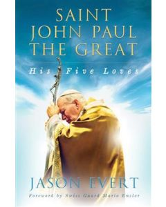 Saint John Paul the Great His Five Loaves
