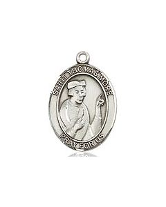 St.Thomas More SS medal