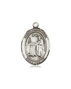 St. Valentine SS medal