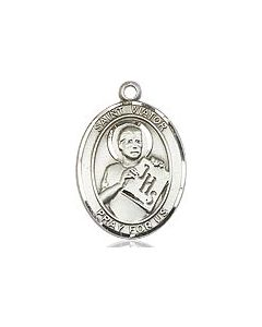 St. Viator of Bergamo medal