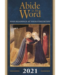 Abide in My Word 2021: Mass Readings at Your Fingertips