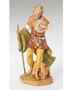 "Abraham, 12"" shepherd"