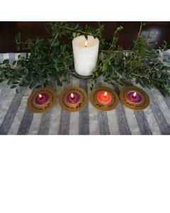 Advent Tea light Set